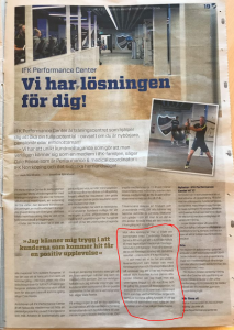 Cordinator + IFK Norrköping